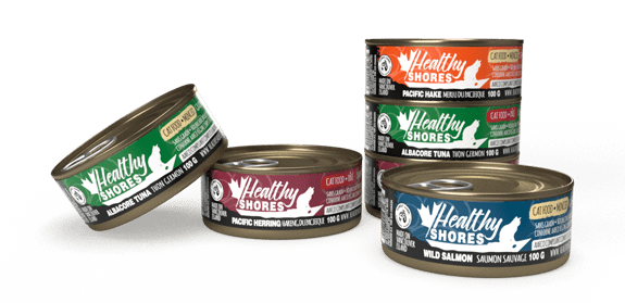 Healthy Shores Cat Food