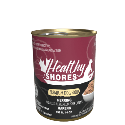 Dog-Food-Herring-397g